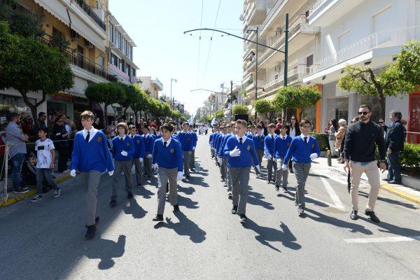 25η Μαρτίου - Παρέλαση