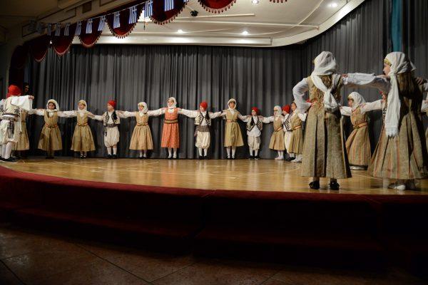 25η Μαρτίου - Παραδοσιακοί χοροί